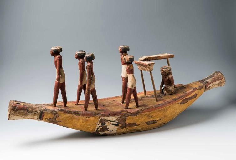 Brasília, janeiro de 2021 – O Centro Cultural Banco do Brasil Brasília recebe, a partir de 06 de fevereiro, a exposição Egito Antigo: do cotidiano à eternidade.